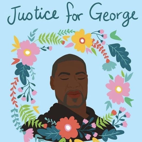 Justice for George Meme