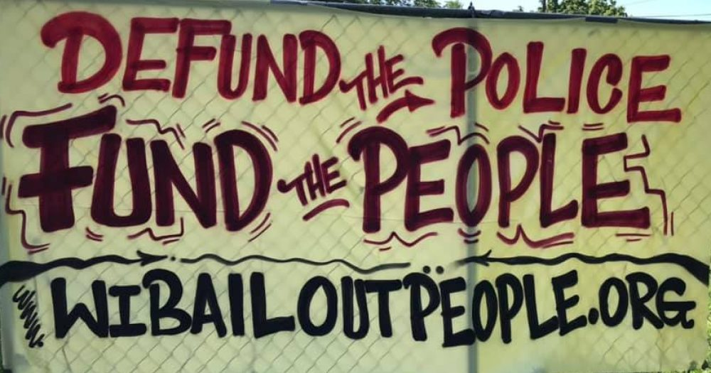 Milwaukee, July 22, 2020: Stand For Justice | Wisconsin Bail Out the People  Movement