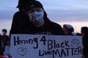 Hmong for Black Lives Matter Green Bay WI 5 31 2020
